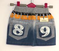 wholesale(5pcs/lot)-child boy summer letter digistal 8-9 shorts