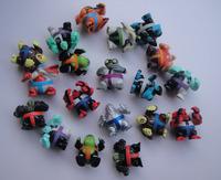 100pcs Q series ben10  PVC original figures