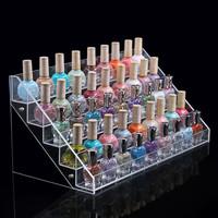 Cosmetics Shelves Display Rack for Nail Polish Model Five