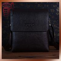 2015 New Men Messenger Bags Low Price Waxy Leahter Business Casual Bags Men's Single Shoulder Bag Pearlite Leather Cross Bag Men