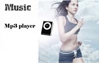 100pcs wholesale Lector reproductor mini clip  aluminum fashion portable ultralight clip-on  MP3 Player
