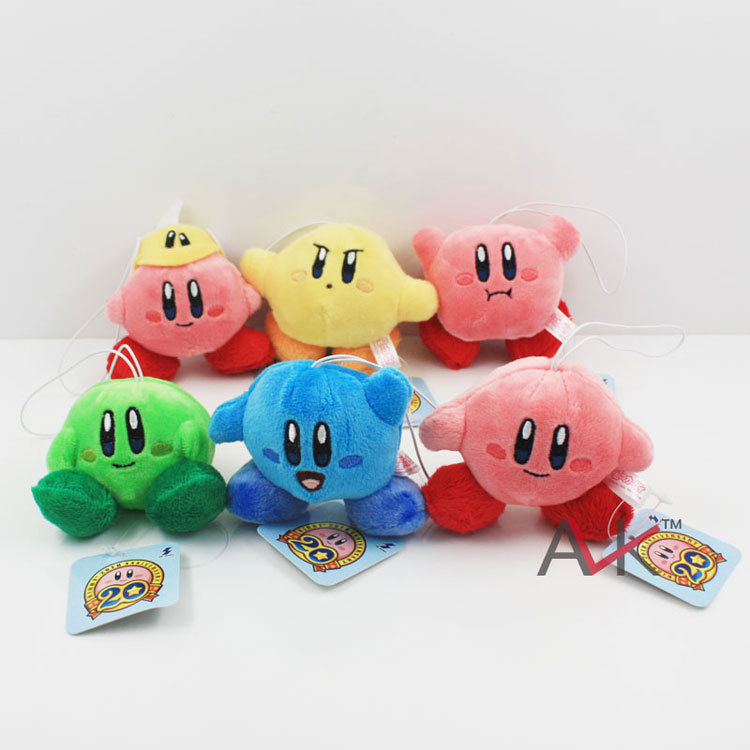 Popular Blue Kirby Plush-Buy Popular Blue Kirby Plush lots from ...