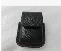 STDupont Dupont lighter cap broke upscale leather material leather holster sets