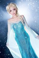 Romance snow skirt dress ladies anime cosplay handmade products