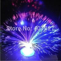 1 Pc LED Optic Fiber Light Colorful Multi-Color Flashing Night Light Christmas Light for Home Decoration Party Bedroom Wedding