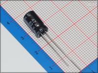 100Pcs 6mm*12mm 47uF 63V Through Hole Alumilum Electrolytic Capacitor