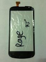 """Original Highscreen Alpha rage 4.5""""  480x854  SmartPhone Touch screen Digitizer Glass Sensor"""