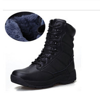 2014 Winter Hot Selling Men And Women Martin Boots Shoes OutDoor Shoes,Lace-Up Warm Plush Fur Boots Genuine leather shoes