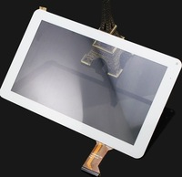 9'' inch For Allwinner CZY6366A01-FPC Capacitive Touch Screen Digitizer Tablet pc ,white Free shipping !!!