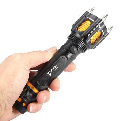 Фонарик NiteFire 2000Lm CREE xm/l T6 + AC + - фонарик oem cree xm l t6 2000lm 5mode cree cree 3xaaa 1 x 18650 h9328