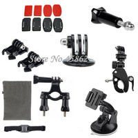 New Gopro Accessories Suction Cup Tripod Mount screw For Gopro Hero 1 2 3 Sport Camera