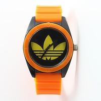2014 New Best-Selling Men's atmos Clock Silicone Strap Watches Full Men women Watch Steel Military Quartz sports Wristwatch