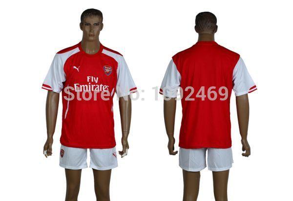 2014-2015 temporada de fútbol jerseys inglaterra premier league club