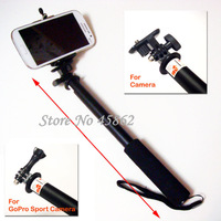 Monopod Extendable Handheld + Bluetooth Remote Control for phone i9300 i9500 5S