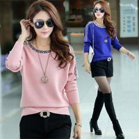 2014 new winter sweater bat sleeve shirt women cardigan dress female o-neck pullover