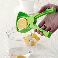 Mini Multifunction manual juicer lemon fruit squeezer drip- drain devices home juicing orange juice