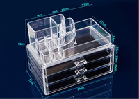 Desktop Cosmetics Shelves Drawer Jewelry Box Jewelry Holder
