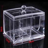 Transparent make-up box JEWELRY BOX Small One