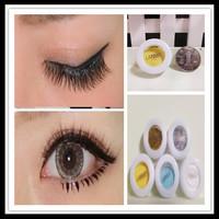 2014 The new high-light powder eyeshadow powder glitter powder put glitter multicolor light makeup wholesale free shipping