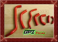 GPI silicone radiator hose FOR  HONDA CBR600RR CBR 600RR 2003-2004 03 04