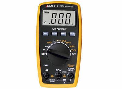81B 3 1/2 Digital Multimeter Electronics Instrument Multimeter*(China (Mainland))