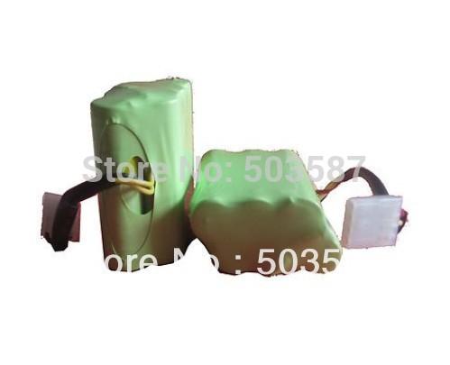 Lot of 172pcs 7.2V 3800mAh Neato XV-11 XV-12 XV-15 XV-21 Robotic Vacuum Cleaner Replacement battery,Free shipping!(China (Mainland))