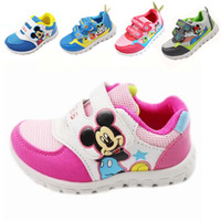 Baby Casual Children Shoes Male And Female Children Breathable Sneaker Girls &Boys Shoes SRTX5016