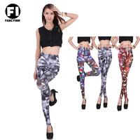 Fancyinn Fashion 2014 wholesale Leggings For Women Lady Fireworks Print  Leggins New Sexy  Pants