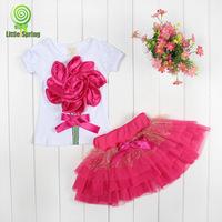 Princess Girl Dress Kids Ball Gown Vestidos Roupa Infantil Meninas Voile Party Dresses For Girls Dress Children Clothing CW-15