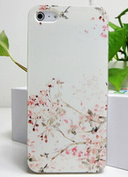 """1pcs Freeshipping New Stylish Grip TPU Flower And Butterfly Gel Soft Back Cover Case For i6 Plus 5.5"""" Case Slim Shell"""