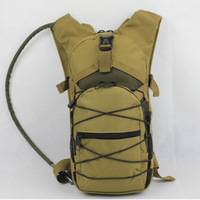 Tactical Hydration backpack outdoor lifesaving hydration pack lightweight shoulder bag personalized daily bag (without bag)