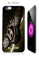 22 designs car logo cartoon style Hard Skin cartoon game White Case Cover for 4.7Inch iPhone 6