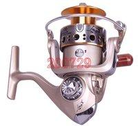 SeaKing 12+1BB GU6000 5000 4000 3000 2000 Gapless metal head spinning all-wheel carretilha pesca Carretes de pesca
