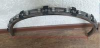 Escalator handrail bend curve guide rail degree 30,17 rollers,595,length 110,width 5.1