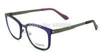 Fashion metal optical frame eyeglasses manufacturers design optical frame in big stock whole support 29014