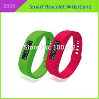 Bluetooth Smart Sports Bracelet Healthy Bracelet Silicone Wristband Pedometer Calories Monitoring CA000146