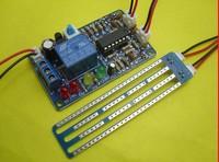Water level controller control module checking module