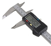 """6"""" 150 mm Digital Vernier Caliper Micrometer Guage Widescreen Electronic Accurately Measuring Stainless Steel wholesale"""
