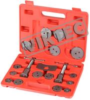 18pc Brake Piston Wind Back Tool Kit (VT01024)