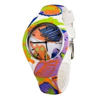 V6 Fashion Leisure Soft Silicone Strap Students' Wrist Watch Quartz