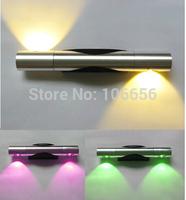 2w 6w high brightness 110v 220v background bathroom mirror decoration led wall lamp light
