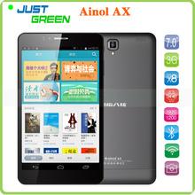 7 inch IPS Ainol AX Flame/Fire Android 4.4 MTK6592 Octa Core 2GB RAM 32GB Tablet PC Dual SIM 3G Phablet 1920×1200 GPS HDMI OTG