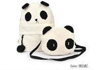 HOT! Cute Panda Backpack crossbody bag Preppy Chic girls' School Bag Travel Bag shoulder bag free shipping