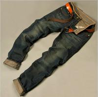 jeans 2014 men's fashion jeans men big sale autumn clothes new fashion brand Men's pants