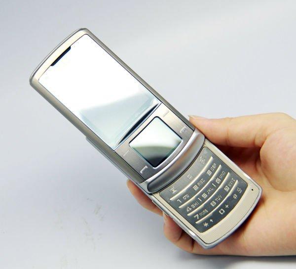 Original Refurbished Samsung U900 Soul Mobile Phone Unlocked Cellphones(China (Mainland))