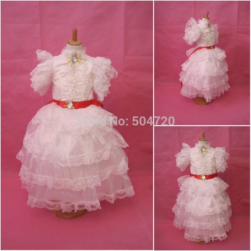 Flower Girl Dresses Belle Of The Ball Buy 105
