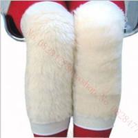 Wool knee pads Thickening Antirheumatic Anti-Arthritis Kneepad Warm winter