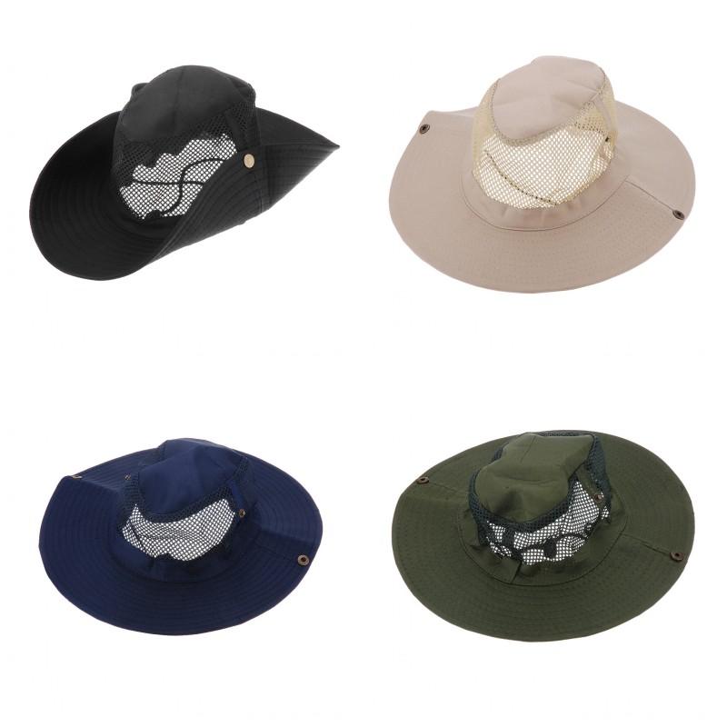 4 цвета, рыбалка шляпы открытый кемпинг,