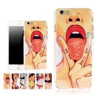 "New arrival sexy Women/lady Bikini Bra Fashion Design Cover Case For iPhone6 4.7""K01992"