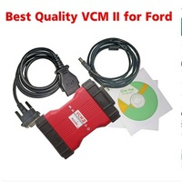 2015 Quality A+ V86 the latest version VCM 2 VCM ii for F-o/r-d cars vcm2 diagnostic tool Multi-Language with free shipping